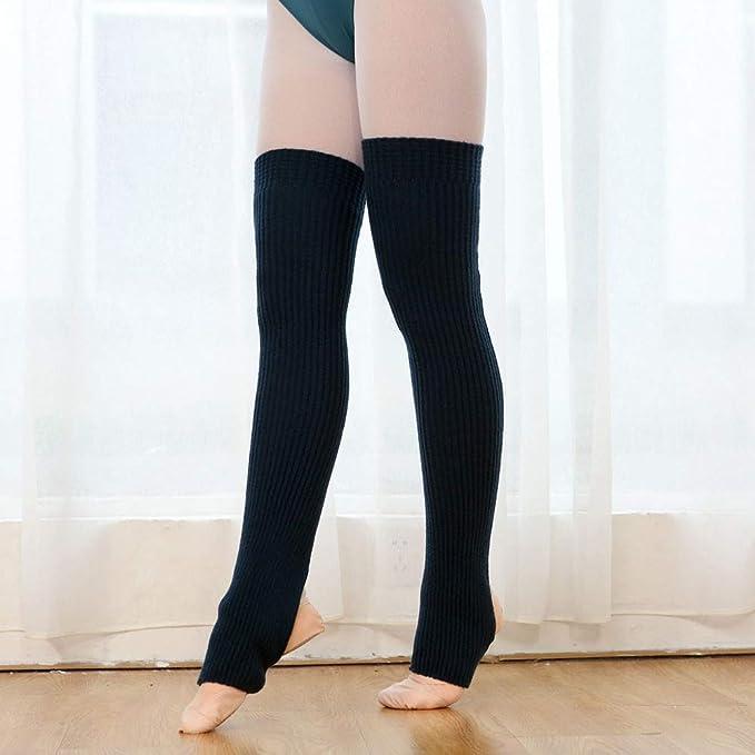 Amazon.com: SUKEQ - Calcetines largos para piernas, para ...
