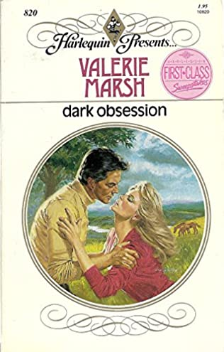book cover of Dark Obsession