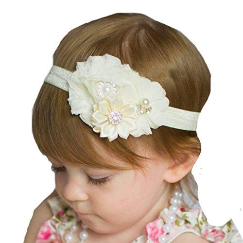 Miugle Baby Girls Flower Headbands