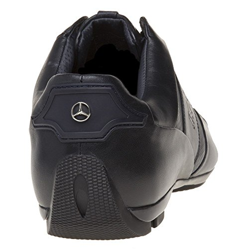 Boss Sporty Low Mercedes Benz Collection Uomo Sneaker Blu blu