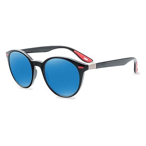 Koojawind Gafas de Sol de Forma Irregular Gafas Estilo Retro ...