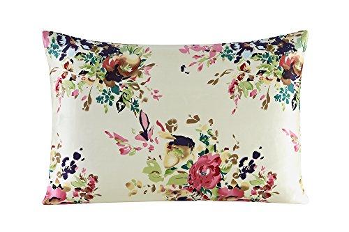 Floral Silk Print - 1