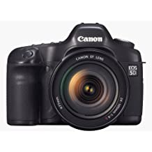 Canon EOS 5D 12.8 MP Digital SLR Camera with EF 24-105mm f/4 L IS USM Lens