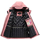 SUOKENI Women's Waterproof Warm Winter Snow Coat