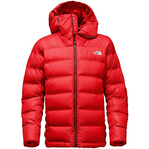 (The North Face Summit L6 Down Belay Hooded Parka Men's (M))