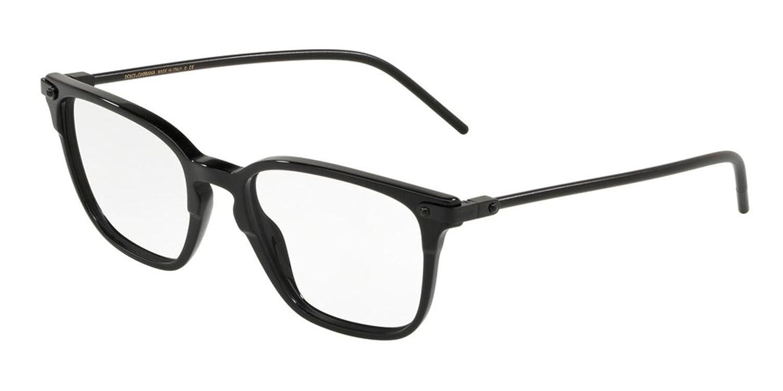 Eyeglasses Dolce & Gabbana DG 3302 501 BLACK/MATTE BLACK Dolce&Gabbana 0DG3302