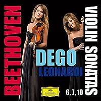 Violin Sonatas 6/7/10