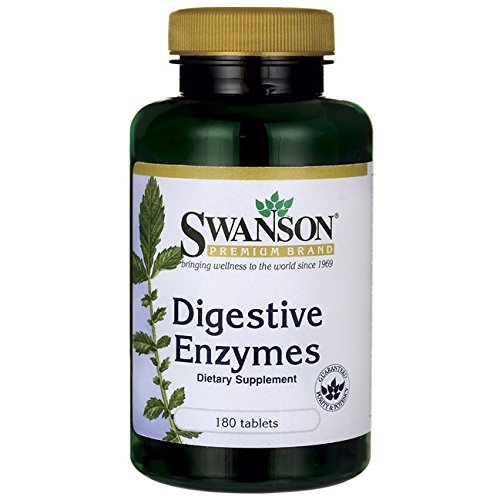 Swanson Digestive Enzymes Tabs
