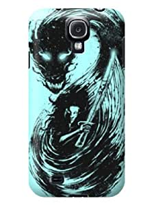 Design it yourself active tough technology premium hybrid hard tpu case/shell for Samsung Galaxy s4