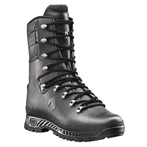 Haix , Chaussures de sécurité pour homme Noir noir - Noir - noir, 47 EU / 12 UK
