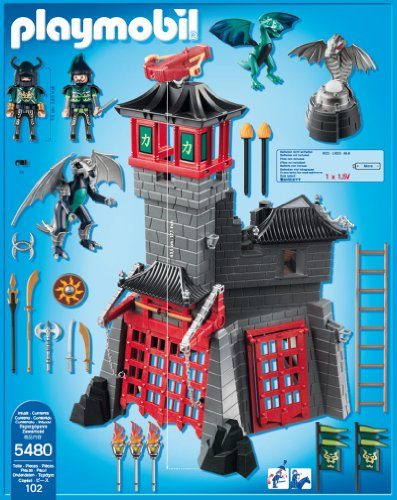 Buy playmobil great asian castle