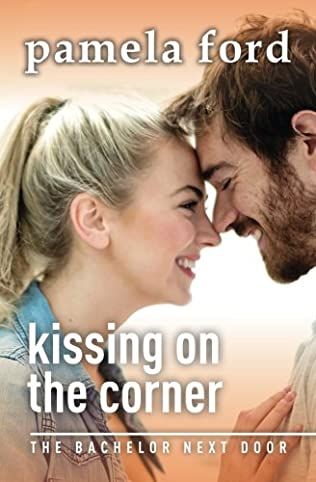 book cover of Kissing on the Corner