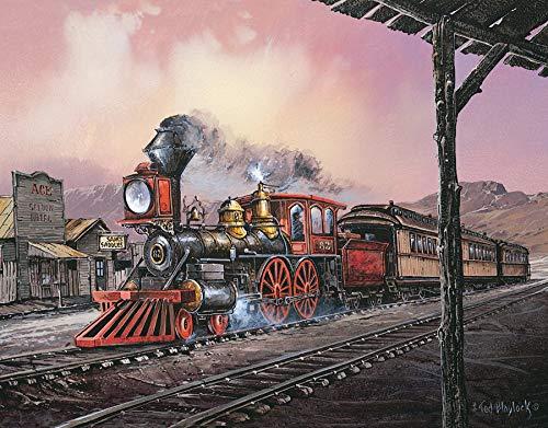 Desperate Enterprises Blaylock #82 Rollin Thru Train Tin Sign, 16