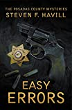 Easy Errors (Posadas County Mysteries Book 22)