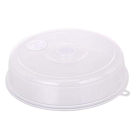 Heaviesk Cubierta para Salpicaduras de microondas Tapa ...