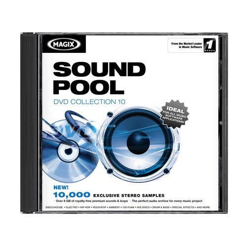 Soundpool 10 by MAGIX