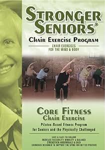 Amazon Com Stronger Seniors Core Fitness Chair Based