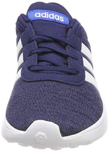 Lite Multicolor ftwbla azuaut unisex Adidas 000 Sneakers per bambini Racer K azuosc BFdFSq