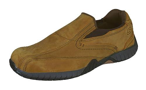 cbc8305ff5656 Skechers Sendro Bascom Classic Fit Zapatos para Hombre  Amazon.es  Zapatos  y complementos