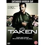 Taken (Extended Harder Cut) [DVD] [2008]by Liam Neeson