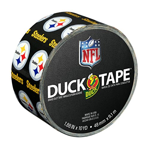 Duck 241410 Pittsburgh Steelers 1 88 Inch