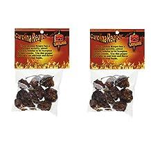 Dried Carolina Reaper Pepper Pods, 1/4 oz. Packet - 2 Pack
