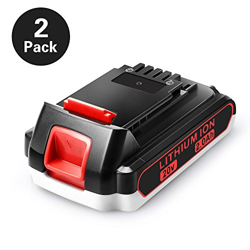 Black & Decker Power Tool Battery - 8