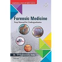 Forensic Medicine: Prep Manual for Undergraduates