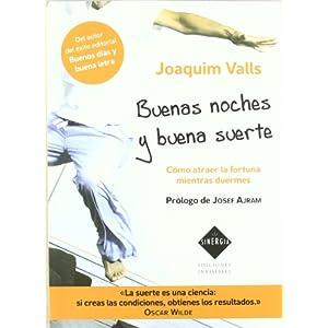 Joaquim Valls – Buenas noches y buena suerte