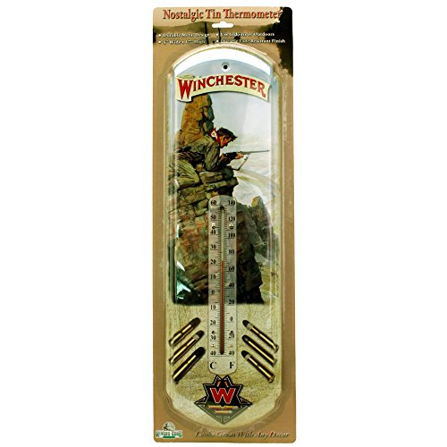 Winchester Hunting Tin Thermometer ()