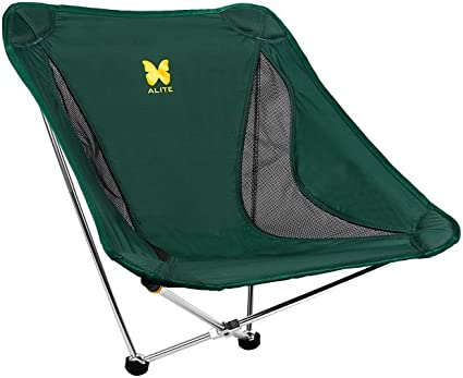 Amazon Com Alite Designs Monarch Camping Chair Sutro Green Furniture Decor