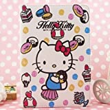 Hello Kitty Cute Leather Case for Apple iPad mini (CAKE)