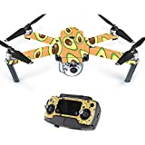 Skin For DJI Mavic – Orange Avocados | MightySkins Protective, Durable, and Unique Vinyl Decal wrap cover | Easy To Apply, Remove, and Change Styles | Made in the USA