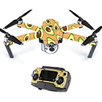 MightySkins Skin For DJI Mavic – Orange Avocados Protective, Durable, and Unique Vinyl Decal wrap cover | Easy To Apply, Remove, and Change Styles | Made in the USA