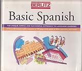 Berlitz Basic Spanish, Berlitz Editors, 2831512379