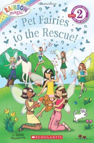 Pet Fairies to the Rescue! (Rainbow Magic Reader)]()