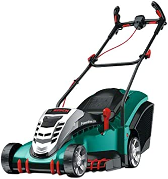 Bosch Rotak 43 LI Ergoflex Cordless Lawn Mowers - Authentic and Great Cutting Power
