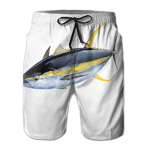 Price comparison product image Wahoo Fish Albacore Casual Men's Sweat Pants 8.82oz Dirt Resistant