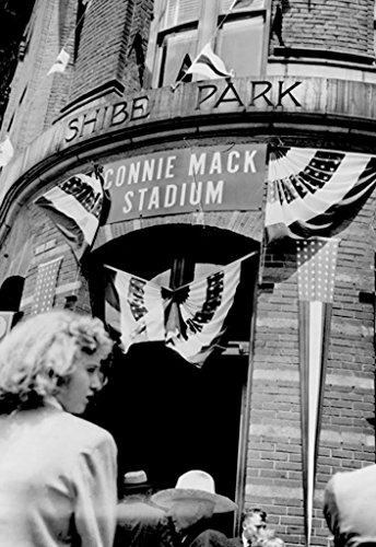 ArtParisienne Connie Mack Stadium Formerly Shibe Park Philadelphia, PA 20x30-inch Canvas Print