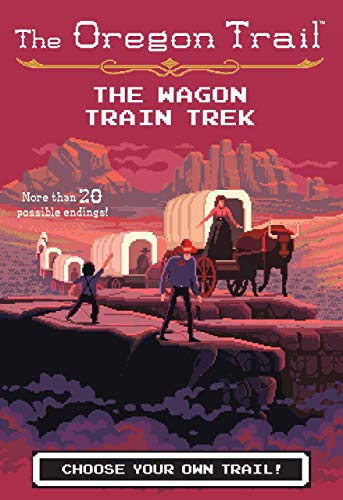 Wagons Trail Oregon Covered - The Wagon Train Trek (The Oregon Trail)