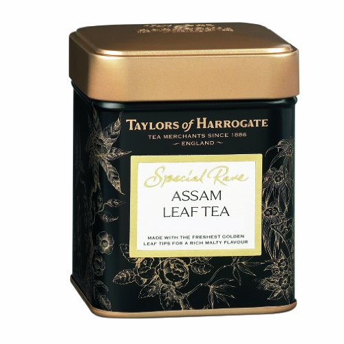 Taylors of Harrogate Assam Loose Leaf, 4.41 Ounce Tin (Assam Breakfast Tea)