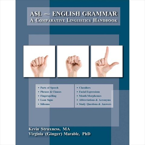 Harris Communications B1277 ASL - English Grammar