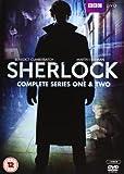 [DVD]SHERLOCK/シャーロック(BBC) Season1&2/シリーズ1&2 [PAL-UK][Im