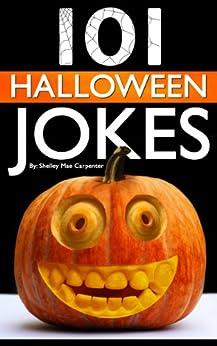101 Halloween Jokes by [Carpenter, Shelley Mae]