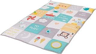 Taf Toys I Love Big Mat, Soft Colours, Supersize Padded Playmat