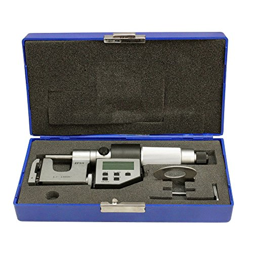 DBM IMPORTS 0-1 Electronic Universal Micrometer 0.00005