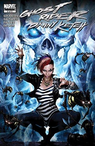 Ghost Rider: Danny Ketch (2008-2009) #2 (of 5) (Ketch Ghost Danny)