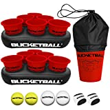 BucketBall Giant Beer Pong Edition Party Pack