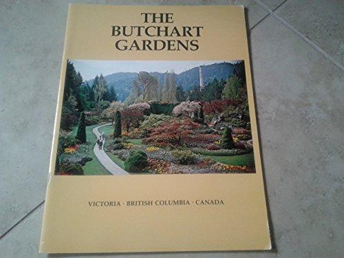 (The Butchart Gardens. Third Edition)