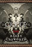 Front cover for the book Crete by Barry Unsworth